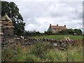 NZ1326 : Farmhouse at High Gordon by Trevor Littlewood