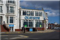 TA1866 : The former Quayside Café on South Cliff Road by Ian S