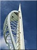 SZ6299 : Portsmouth, Spinnaker Tower by David Dixon
