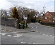SP5007 : Junction of Rutherway and Walton Well Road, Oxford  by Jaggery