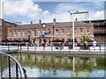 SZ6399 : Gunwharf Quays, The Old Customs House (Vernon Building) by David Dixon