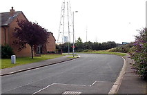 ST3186 : Towards the SE end of Mendalgief Road, Newport by Jaggery