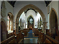 SK7460 : Church of St Andrew, Caunton by Alan Murray-Rust