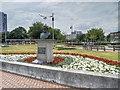SZ6299 : Falklands Gardens, Gosport by David Dixon