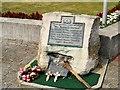 SZ6299 : Falklands Gardens Memorial, Gosport by David Dixon