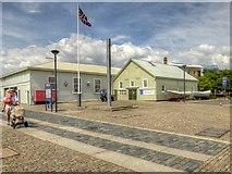 SU6200 : Portsmouth Historic Naval Dockyard by David Dixon