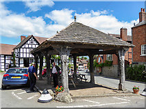 SO3958 : Market Hall, Pembridge, Herefordshire by Christine Matthews