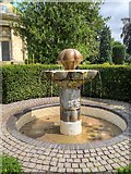 SP3265 : The Czech Fountain, Jephson Gardens by David Dixon