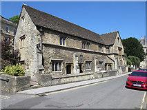 ST8260 : Holy Trinity Church Hall by Stuart Logan