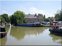 ST8260 : The Barge Inn by Stuart Logan