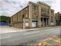 SD8122 : The Picture House, Bacup Road, Rawtenstall by David Dixon