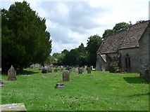 SO9700 : St Matthew, Coates: churchyard (B) by Basher Eyre