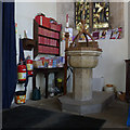 SK7958 : Church of St Wilfrid, North Muskham by Alan Murray-Rust