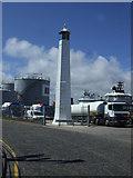 NJ9505 : Leading Light, Torry Quay by JThomas