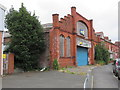 SJ3092 : Liscard former Drill Hall and house (3) by John S Turner