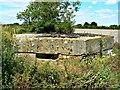 SU1578 : Pillbox (2) Beranburh field, Wroughton, Swindon by Brian Robert Marshall