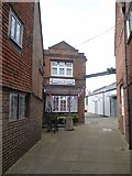 TQ1649 : Dorking Museum and Heritage Centre by David960