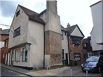 TQ1649 : The Former Gun Inn, Dorking by David960