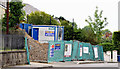 J4058 : New social housing site, Saintfield (July 2014) by Albert Bridge