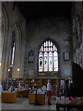 SP0202 : Inside St John the Baptist, Cirencester (1) by Basher Eyre
