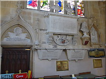 SP0202 : Inside St John the Baptist, Cirencester (4) by Basher Eyre