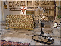 SP0202 : Inside St John the Baptist, Cirencester (10) by Basher Eyre