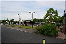 SE6451 : Grimston Bar Park & Ride, York by Ian S
