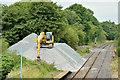 J1667 : Ballast, Ballinderry station (July 2014) by Albert Bridge