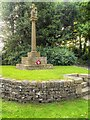 SD8950 : West Marton War Memorial by David Dixon