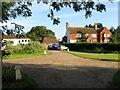 TQ2518 : Stuccles Farm by Simon Carey