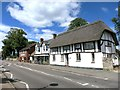 SP6908 : Curry House, Coffee Shop and Cottage by Des Blenkinsopp