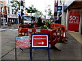 H4572 : Footpath repairs, Omagh by Kenneth  Allen