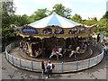 TQ1762 : Carousel by Richard Hoare