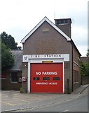 TL0616 : Markyate Fire Station (built 1940) by Julian Osley