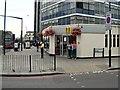 TQ2986 : Macdonald Road McDonald's by John Myers