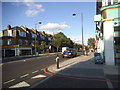 TQ2075 : Upper Richmond Road at the corner of Coval Road by David Howard