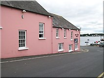 J5950 : Portaferry Hotel from Castle Street by Eric Jones