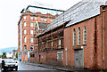 J3373 : Gt Victoria Street Baptist church, Belfast (demolition) - August 2014(4) by Albert Bridge