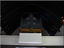 TQ2678 : Saint Mary The Boltons: organ by Basher Eyre
