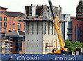 J3475 : CQ1, City Quays, Belfast - August 2014(2) by Albert Bridge