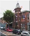 J3471 : Ballynafeigh Orange Hall, Ormeau Road by Eric Jones
