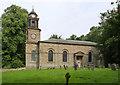 SK7565 : Church of the Holy Rood, Ossington by Alan Murray-Rust