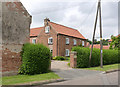 SK7968 : The Manor, Normanton-on-Trent by Alan Murray-Rust