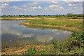 SE7043 : View to Sutton Farm by Pauline E