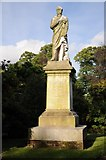 SU4212 : Statue of Palmerston by Philip Halling