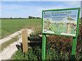 SE6944 : Wheldrake Ings, Floodplain meadows by Pauline E