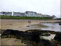 C9242 : Beach, Portballintrae by Kenneth  Allen