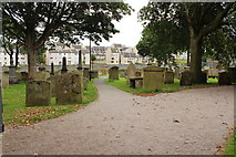 NS3321 : The Auld Kirk Graveyard, Ayr by Billy McCrorie