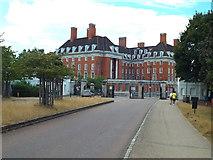 TQ1873 : Richmond Gate, Richmond Park by Malc McDonald