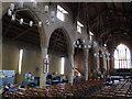 TQ3866 : St Francis church: internal view by Stephen Craven